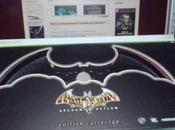 RECU: Coffret collector Batman: Arkham Asylum