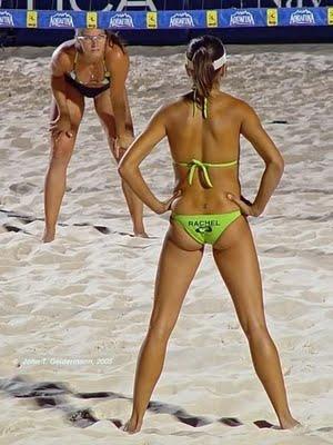 les 10 plus belles fesses du volleyball de plage