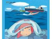 Préco Bluray Ponyo falaise (Japon)