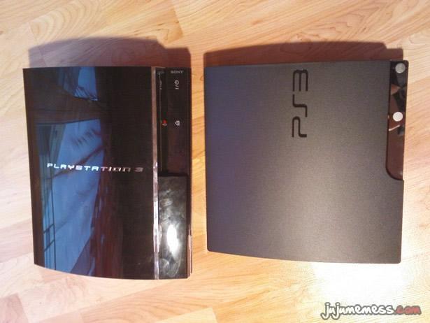 PS3 Slim - Le blog de Jujumemess