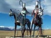 Nouveaux Indiens, Jocelyn Bonnerave face totems...