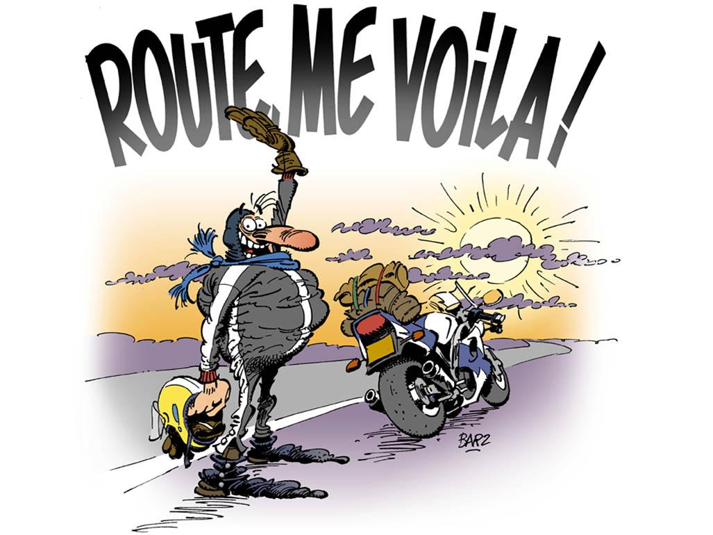 Joe bar team paperblog - Image drole de motard ...