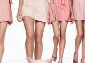 NAFNAF robe soie pour printemps 2008