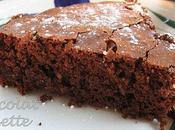 Gâteau chocolat noisette blancs d'oeufs