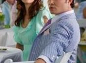 Chuck Bass embrasse homme dans saison Gossip Girl