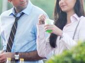 tournage d'Aisha avec Sonam Kapoor Abhay Deol