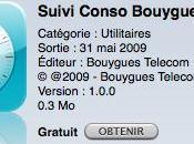 Suivi Conso Bouygues Store