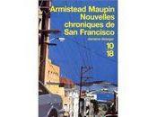 Nouvelles chroniques Francisco Armistead Maupin