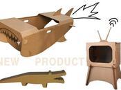 Cardboardesign tout carton recyclable