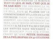 Liste Rentrée philosophique