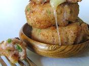 Croquettes jambon pimentées coeur fondant