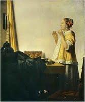 Dans l'univers de Vermeer