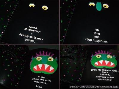 Va-t'en, Grand Monstre Vert ! - Ed Emberley