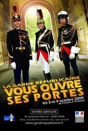 Journ es portes ouvertes garde r publicaine 2009 paperblog - Portes ouvertes garde republicaine ...