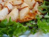 (Pi)tartelette poire camembert, caramel balsamique pomme