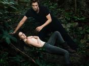 Encore magnifique photo Robert Pattinson Kristen Stewart