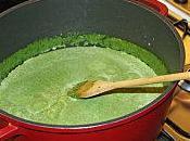Soupe d'épinards Palak Shorba
