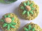 Boules fleuries amandes pâtisserie orientale