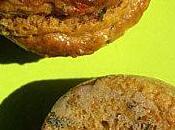 Muffins rougets, crevettes roses, deux tomates l'estragon... quand rencontre soleil!