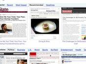 Fast Flip, Google News sous forme magazine