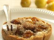 Dernière tarte mirabelles cannelle