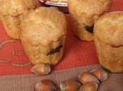 Muffins coeur Nutella.