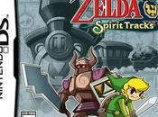Zelda Spirit Tracks boite, logo, date