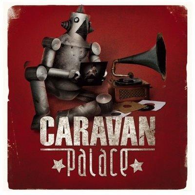 CARAVAN PALACE :: CARAVAN PALACE