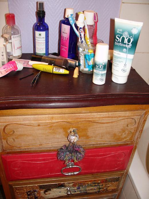 Relooking de salle de bain paperblog for Relooking salle de bain avant apres