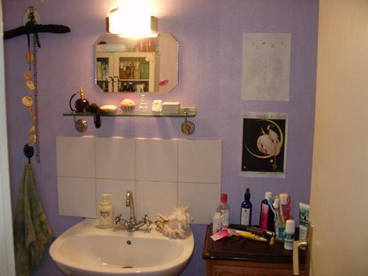 relooking de salle de bain paperblog. Black Bedroom Furniture Sets. Home Design Ideas