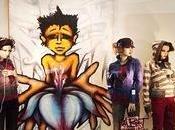 Murales graffiti direct, décors animation
