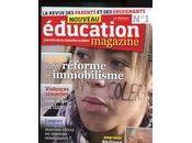 """""""Education Magazine"""": petit nouveau"""