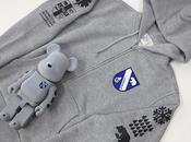 Loopwheeler be@rbricks hoodies