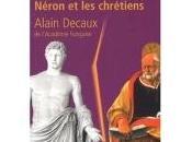 Alain Decaux révolution Croix, Néron chrétiens
