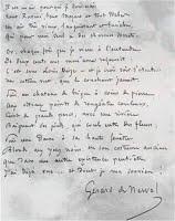 Fantaisie de Gérard de Nerval