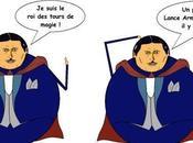 L'avis Héros Mandrake magicien