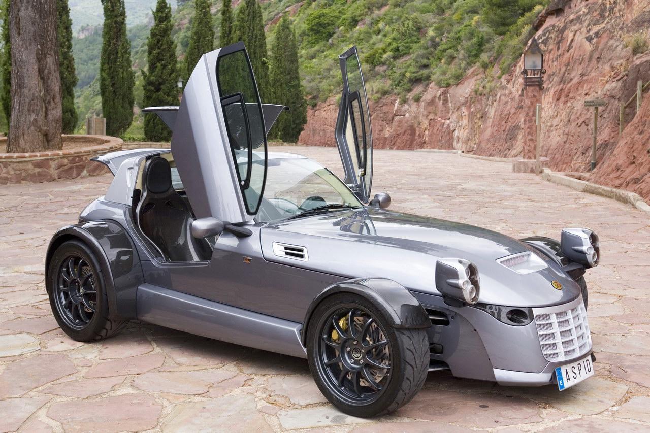 ifr aspid de nouvelles espagnol voiture de sport d couvrir. Black Bedroom Furniture Sets. Home Design Ideas