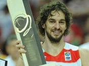 Gasol, champion d'europe l'Euro