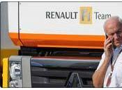 """Affaire """"Renault"""" Singapour 2008 Communiqué Renault"""