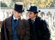 Brad Pitt serait Moriarty dans suite Sherlock Holmes