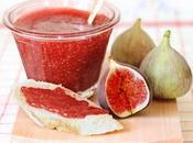 Confiture figues rouges