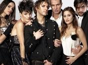 Premieres images video spectacle Mozart l'opera rock
