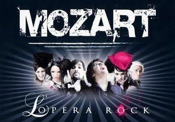 Mozart, l'Opéra Rock : j'étais à la première !