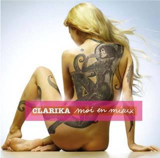 Clarika part en tournée