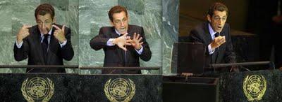 Climat, Poste ou rigueur: les renoncements de Sarkozy