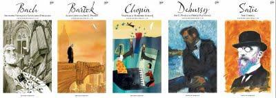 Bande dessinée et musique classique