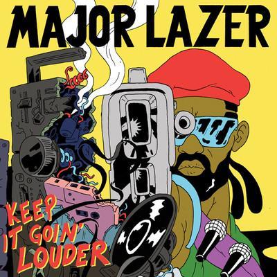 Major Lazer - Keep It Going Louder (Savage Skulls remix)