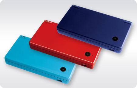 DSi: trois nouvelles couleurs