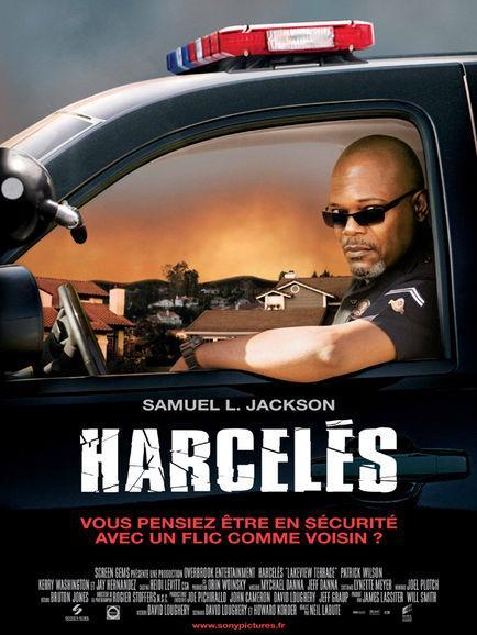 Samuel L. Jackson, Neil LaBute dans Harcelés (Affiche)
