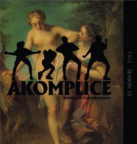 AKOMPLICE - FALL '09 COLLECTION LOOKBOOK